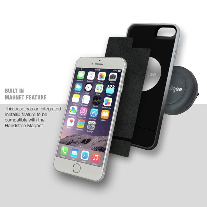 Prodigee Flow iPhone 6S / 6 Case - Grey