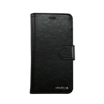 Prodigee Wallegee iPhone 6S Eco-Leather Wallet Case - Black