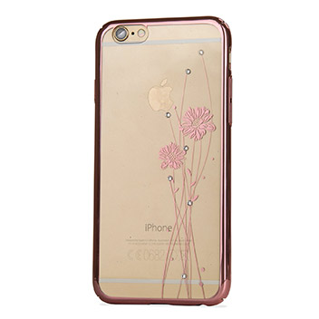 Crystal Ballet iPhone 6S / 6 Case - Rose Gold