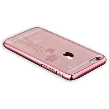 Crystal Ballet iPhone 6S Plus / 6 Plus Case - Rose Gold