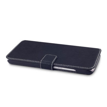 Olixar Low Profile Huawei G8 Wallet Case - Black