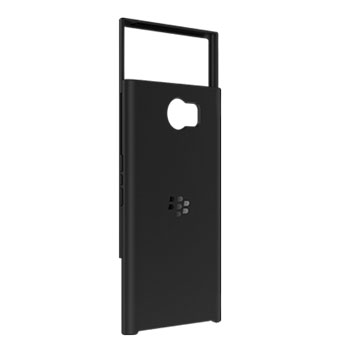 Official BlackBerry Priv Slide-Out Hard Shell Case - Black