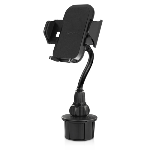 Macally MCUPXL Universal Phone Cup Holder Mount