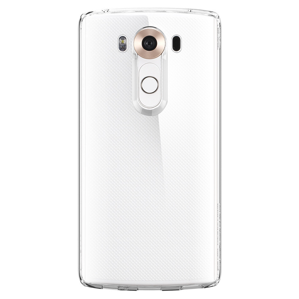 Spigen Ultra Hybrid LG V10 Case - Crystal Clear