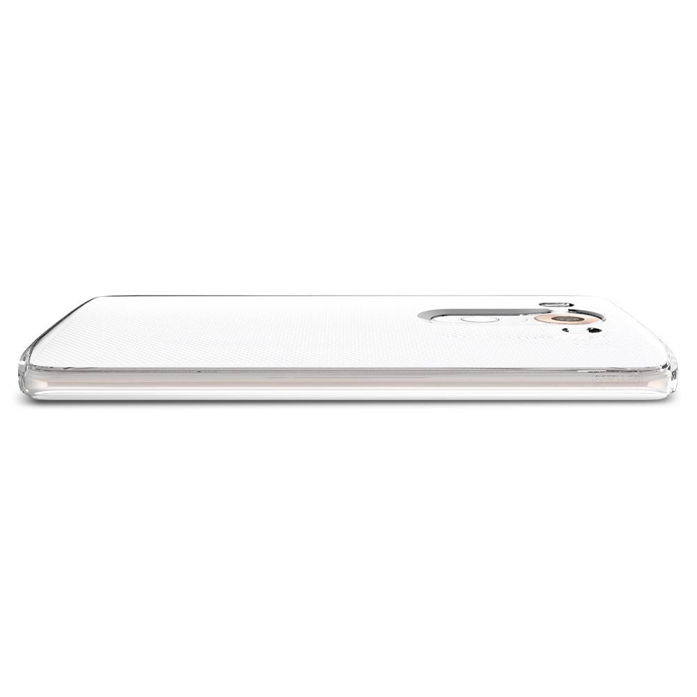 Spigen Ultra Hybrid LG V10 Case - Crystal Clear