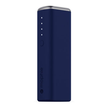 Mophie Power Reserve 1X 2600mAh Power Bank - Black