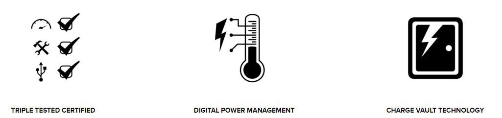 Mophie Power Reserve 1X 2600mAh Power Bank