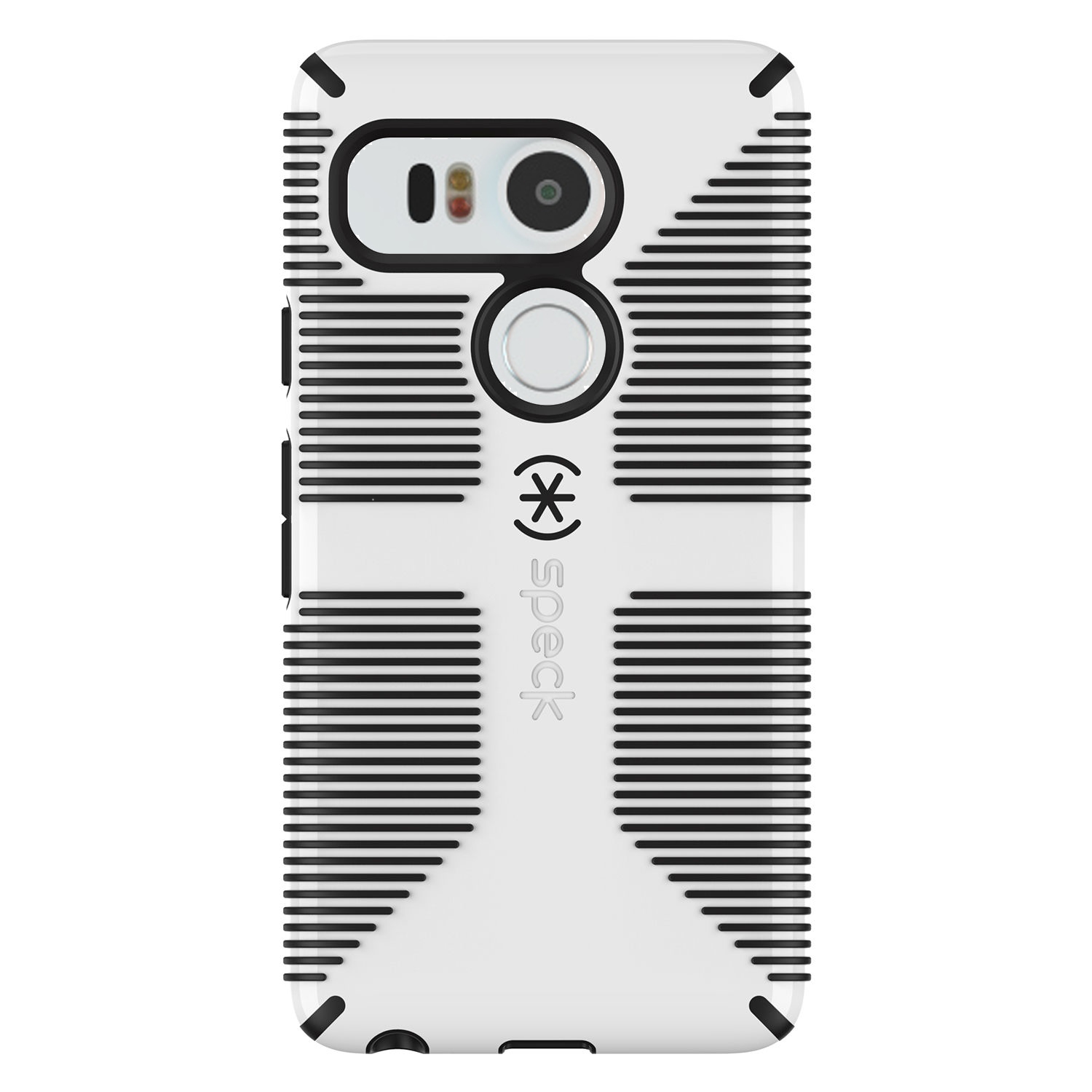 Speck CandyShell Grip Nexus 5X - White/Black