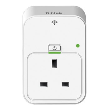 D-Link App Controlled Home Smart Plug for iOS and Android Devices