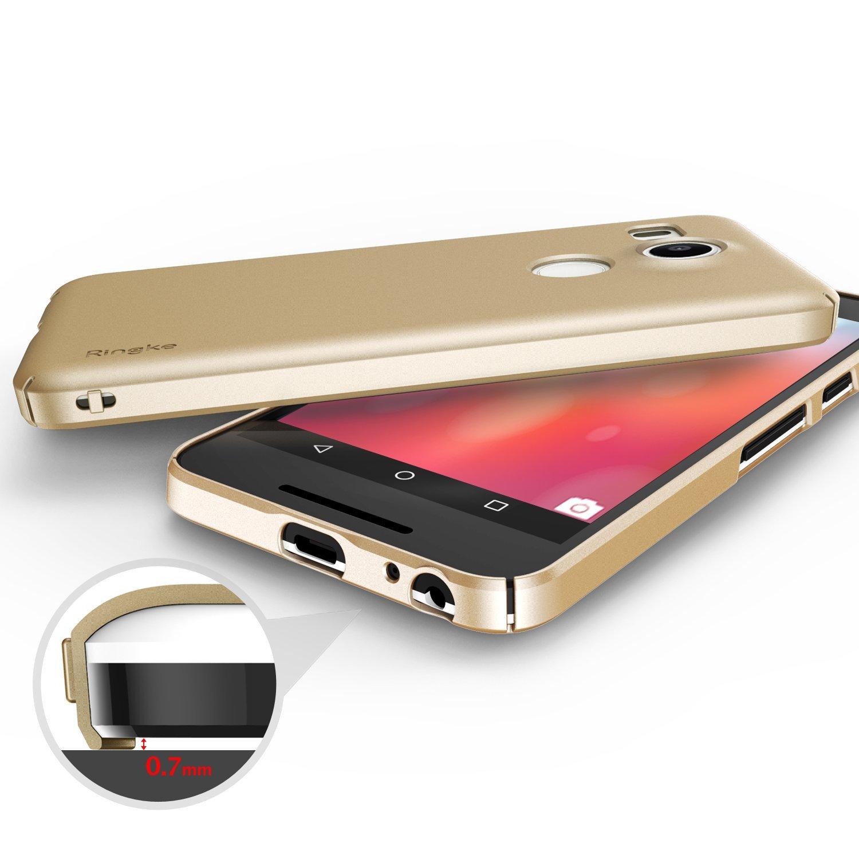 Rearth Ringke Slim Nexus 5X Case - Mint