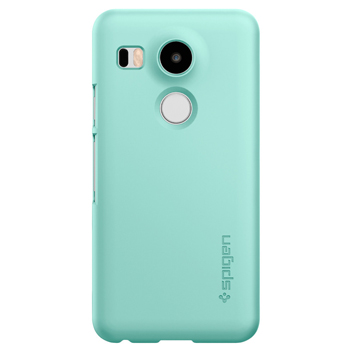 Spigen Thin Fit Nexus 5X Shell Case - Mint