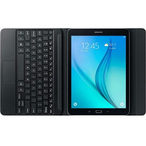 Official Samsung Galaxy Tab S2 9.7 Keyboard Case - Black