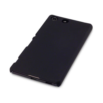 ToughGuard Sony Xperia M5 Rubberised Case - Black