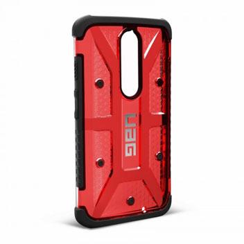 UAG Maverick Motorola Moto X Force Protective Case - Magma