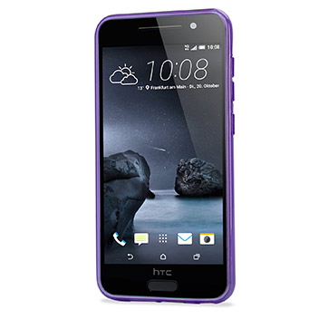 FlexiShield HTC One A9 Gel Case - Purple