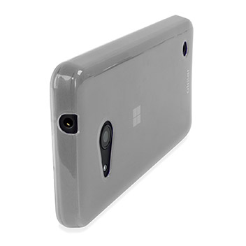 FlexiShield Microsoft Lumia 550 Gel Case - Frost White