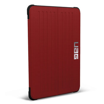 UAG Scout iPad Mini 4 Rugged Folio Case - Red