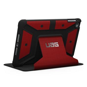 UAG Scout iPad Mini 4 Rugged Folio Case - Red