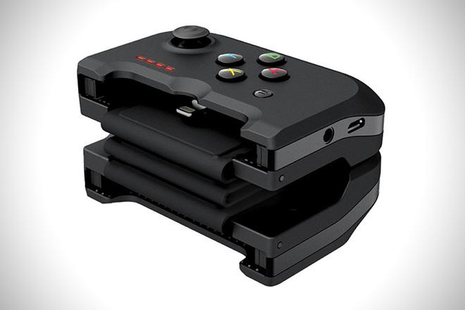 Gamevice iPhone 6S/6/6S Plus/6 Plus Gaming Controller - Black