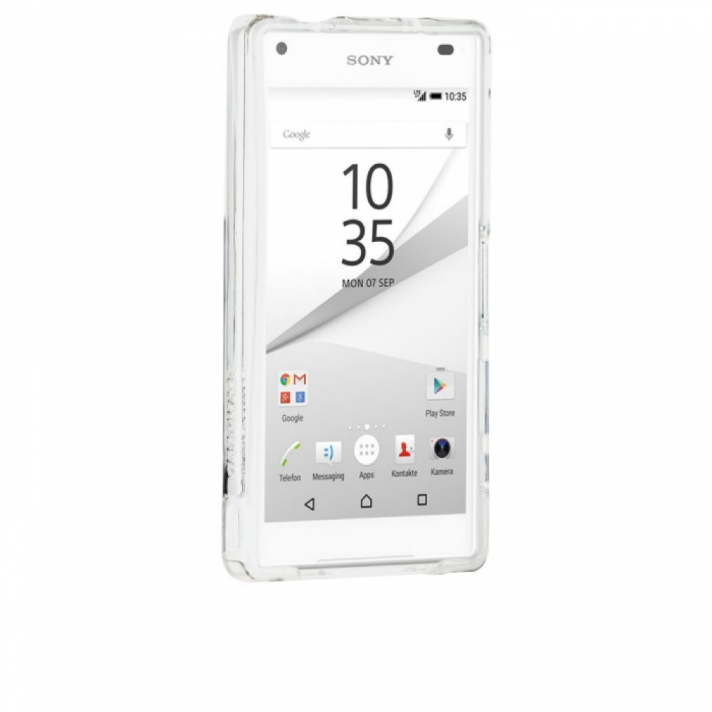 Case-Mate Tough Sony Xperia Z5 Compact Case - Clear