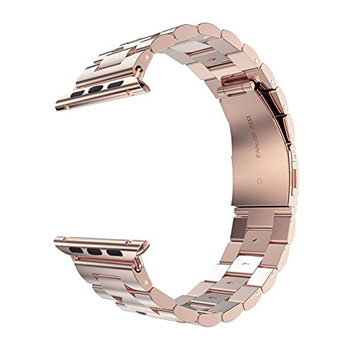 Hoco Apple Watch Strainless Steel Strap - 38mm - Rose Gold