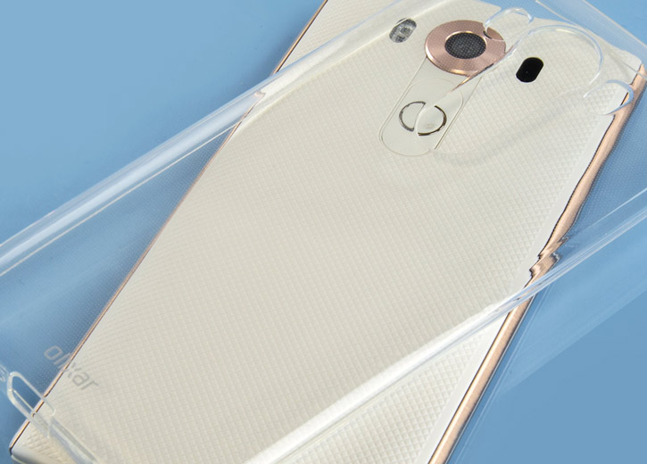 FlexiShield Ultra-Thin LG V10 Gel Case - 100% Clear