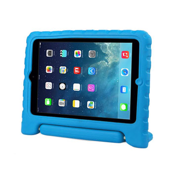 iPad Mini Handle Stand Shock Proof Handle Case For Kids - Red