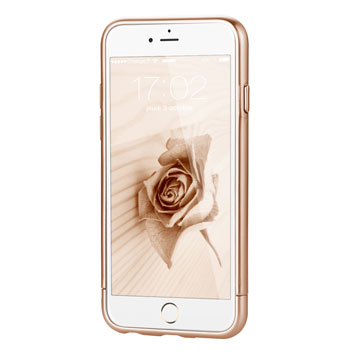 Prodigee Sparkle Fusion iPhone 6S Plus / 6 Plus Glitter Case - Rose Gold