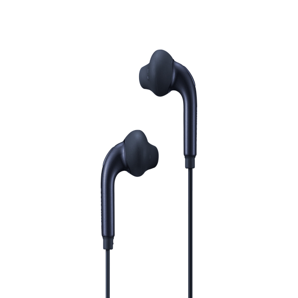 Official Samsung In-Ear Stereo Headset with Mic and Controls - Black
