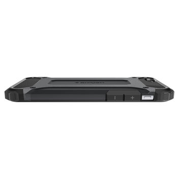 Coque iPhone 6S / 6 Spigen Tough Armor Tech - Metal Slate