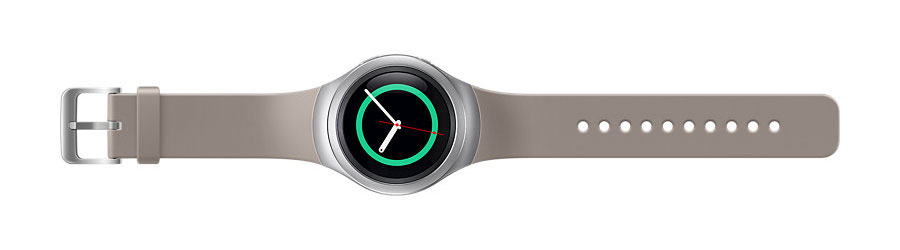 Official Samsung Gear S2 Strap - Grey
