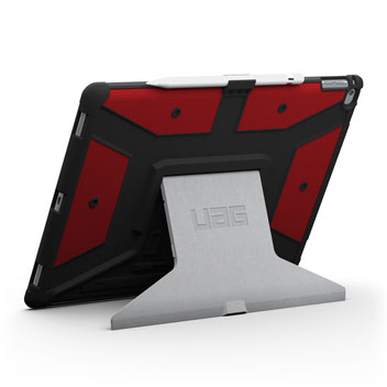 UAG Rogue iPad Pro Rugged Folio Case - Red