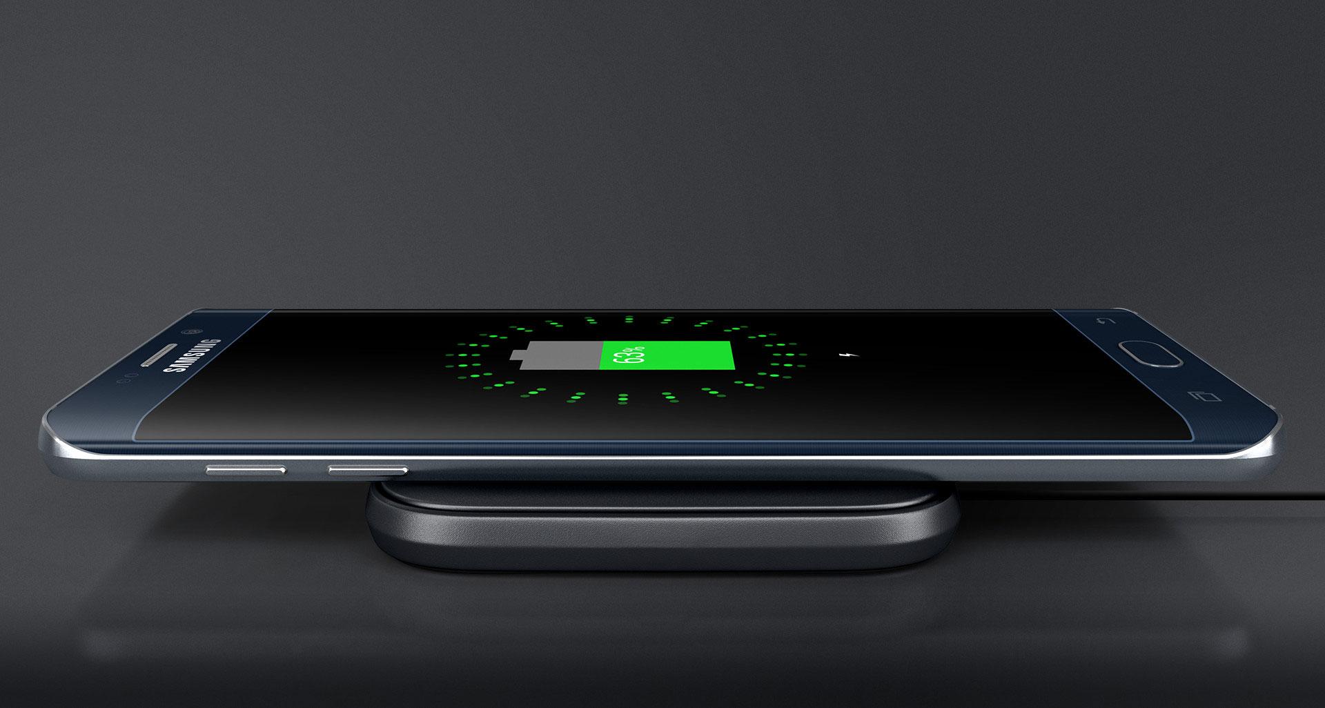 Cargador Inalámbrico Qi MIni Oficial Samsung - Blanca