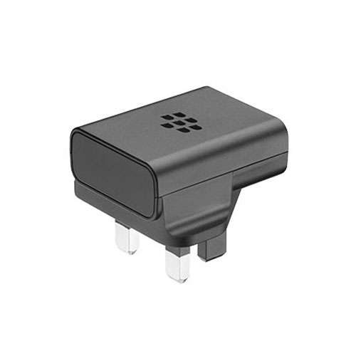 Official BlackBerry MicroUSB UK Wall Charger