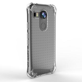 Ballistic Jewel Google Nexus 5X Case - Clear