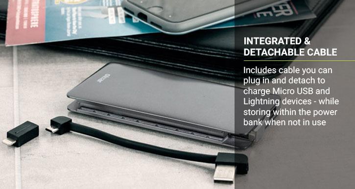 Olixar Powerboost Portable Charger - 6000mAh