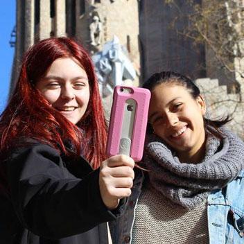POPSICASE iPhone 6S / 6 Selfie Case - Pink