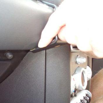 Brodit ProClip Angled Mount - Mini Cooper 07-15
