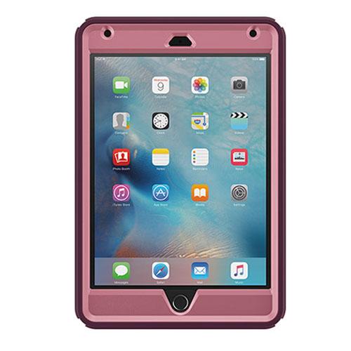 best service f94b7 f87b1 OtterBox Defender Series iPad Mini 4 Case - Berry