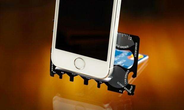 Wallet Ninja 18-in-1 Multi-tool