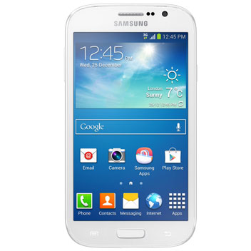 FlexiShield Samsung Galaxy Grand Neo Case - Frost White