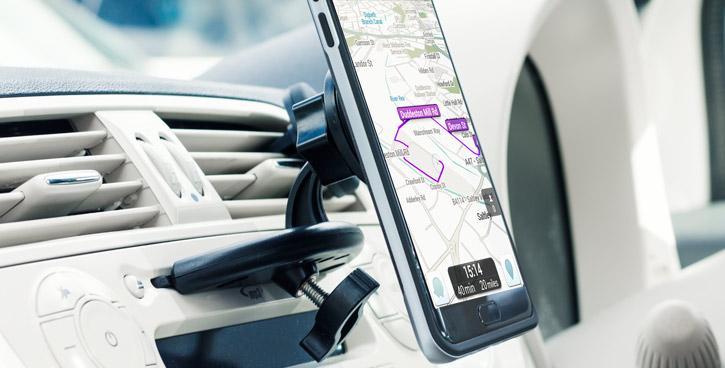 Olixar Magnetic CD Slot Mount Universal Smartphone Car Holder