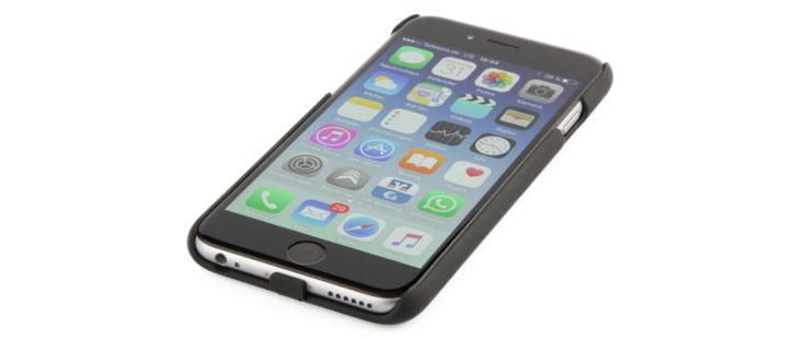Maxfield iPhone 6S Plus / 6 Plus Wireless Charging Case - Black