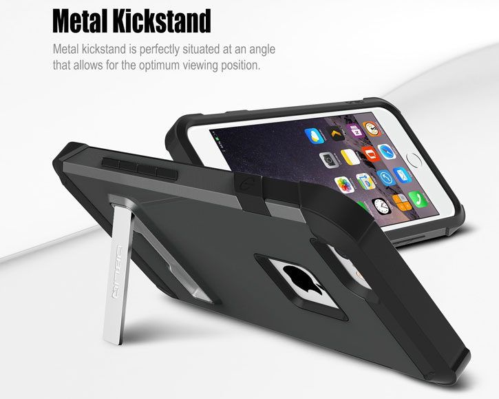 Obliq Skyline Pro iPhone 6S / 6 Stand Case - Space Grey