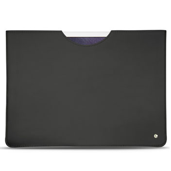 Noreve Tradition C Apple iPad Pro Leather Pouch Case - Black