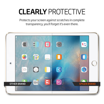 Spigen SGP Steinheil Ultra Crystal iPad Mini 4 Screen Protector
