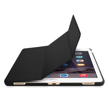 Macally BookStand iPad Pro Smart Case - Black