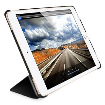 Macally BookStand iPad Pro Smart Case - Black