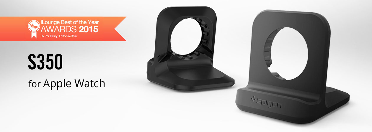 Spigen S350 Apple Watch Stand - Black