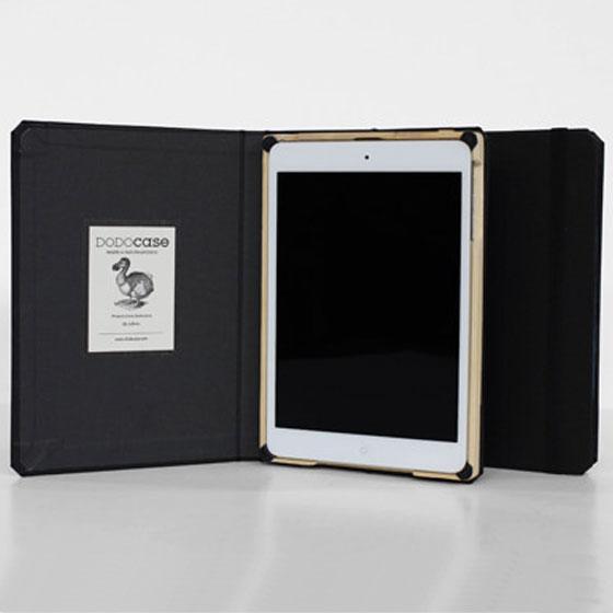 DODOcase Multi-Angle iPad Mini Case - Black/charcoal